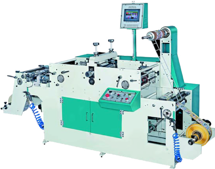 R.K.LABEL PRINTING MACHINERY PVT LTD